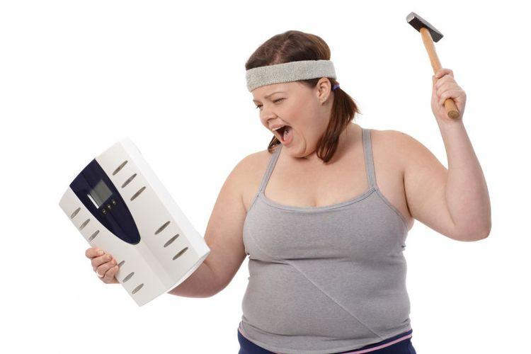 Penyebab Berat Badan Tetap Naik Meski Rajin Olahraga
