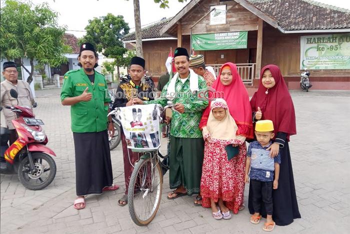 Nadzar, Kader NU 'Ngontel' Temui Kiai Ma'ruf di Jakarta