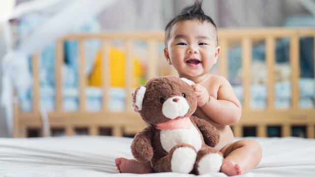 Kapan Bayi Tahu Namanya Sendiri?