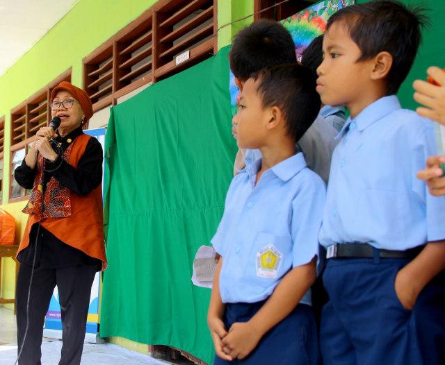 Anak Usia Sekolah Lebih Berisiko Cacingan