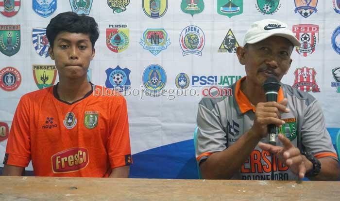 Pelatih Persibo Berharap Suporter Tetap Berangkat Ke Gresik