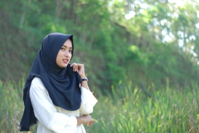 Tips Berpakaian di Cuaca Panas Untuk Hijaber