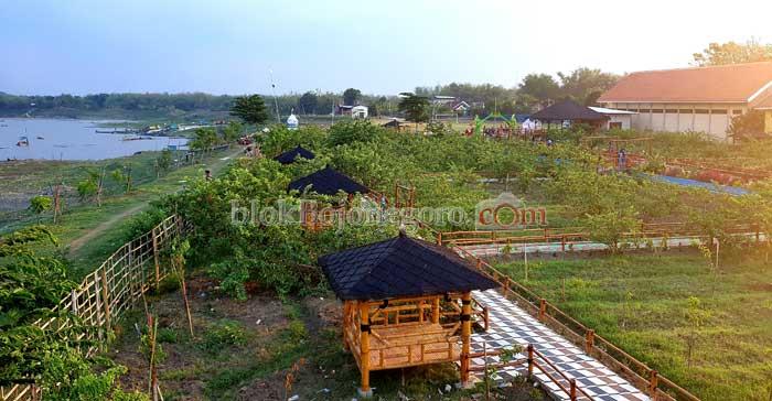 Pemandangan Aduhai di Wisata TPG Pilanggede