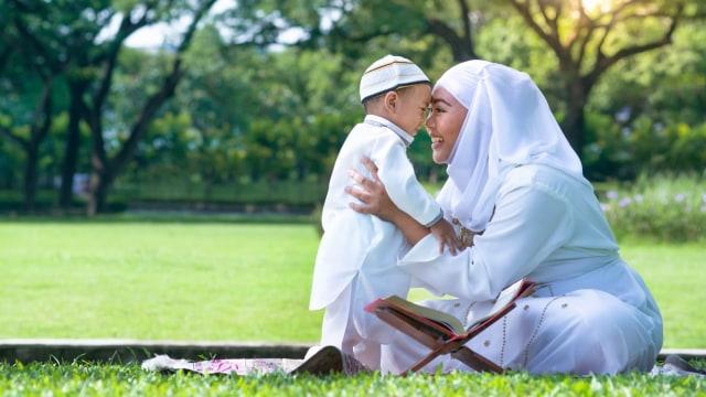 Parenting Islami Cara Terbaik Menasihati Anak Menurut Surat Luqman