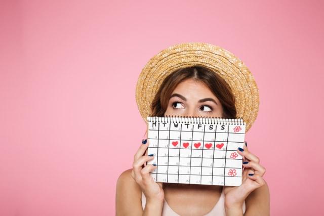 Benarkah Wanita Lebih Bergairah Saat Menstruasi?
