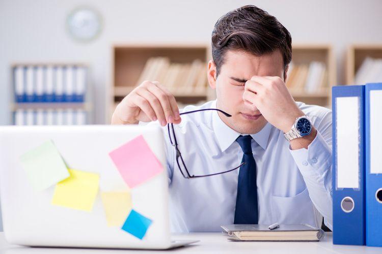 Memulihkan Diri dari Rasa Jenuh dan Stres Kerja Kronis