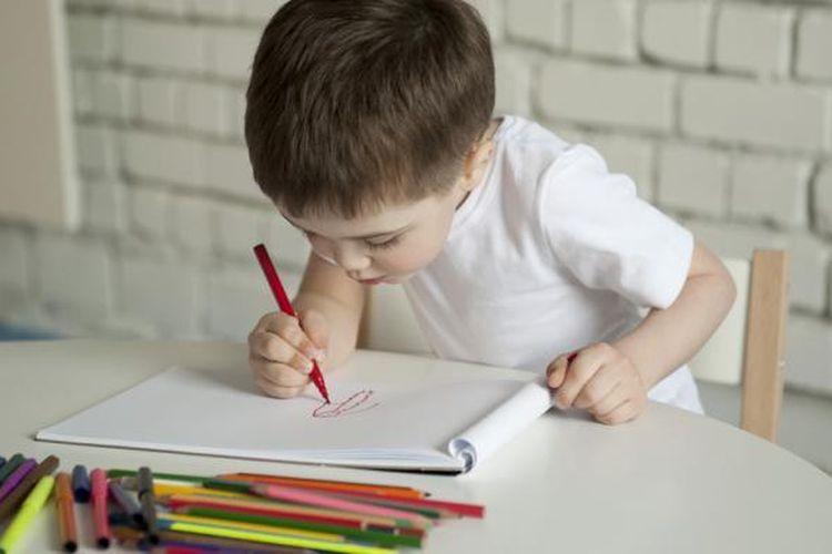 Ide Kegiatan Anak di Rumah Saat Sekolah dan Kantor Diliburkan