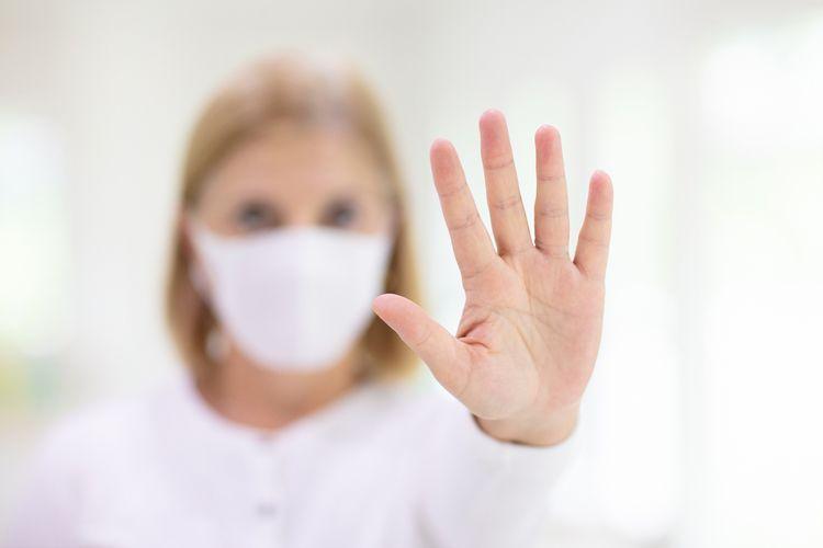 Efektifkah Penggunaan Masker untuk Cegah Virus Corona?