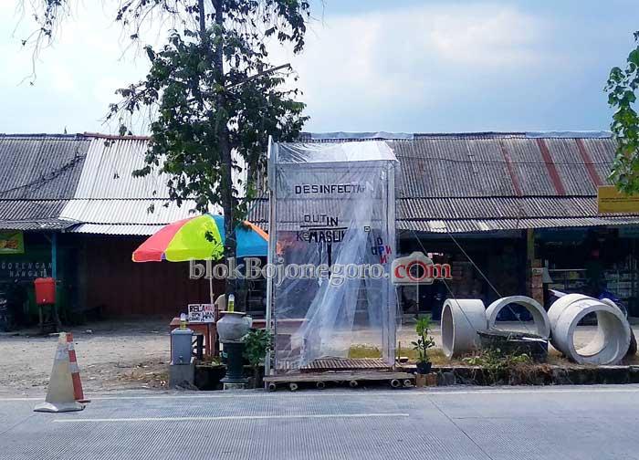 Bilik Sterilisasi Karya Pemuda Ngori-Ngraho