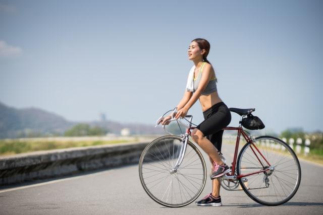Bersepeda Bisa Menurunkan Berat Badan, Ini 5 Hal yang Perlu Diketahui