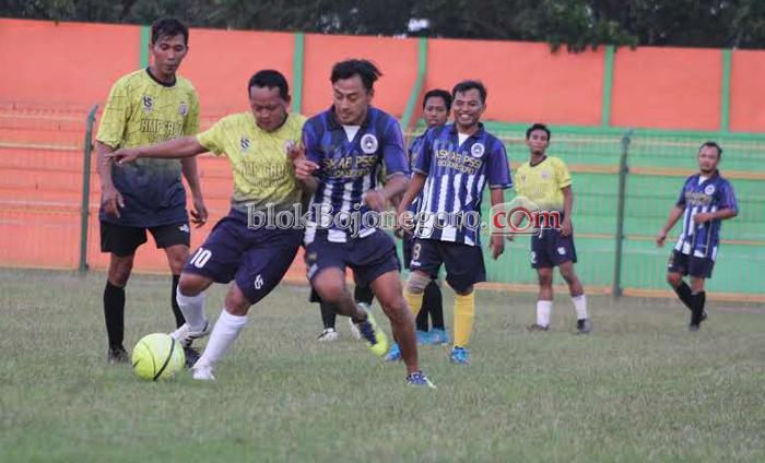 Samsul Arif: Promosikan Bojonegoro, Lewat Sepakbola Nasional