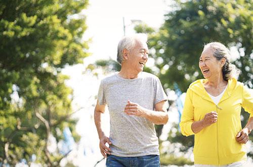 Gaya Hidup Sehat bisa Perpanjang Umur Pengidap Penyakit Kronis