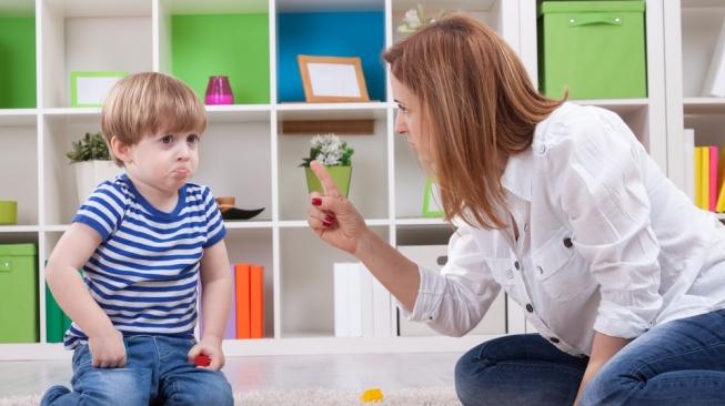 Dampak Psikis Anak Setelah Dimarahi Orangtua, Ini Kata Psikolog