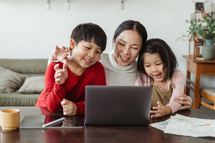 Orangtua Perlu Tahu, Rasa Bosan Pada Anak Tak Selalu Buruk