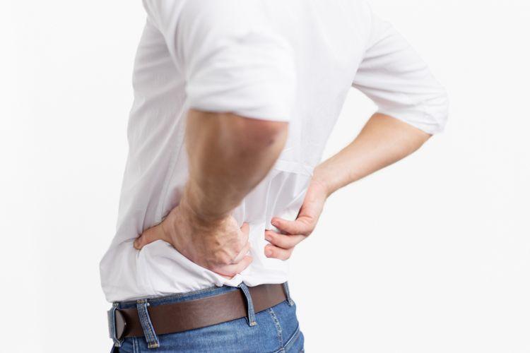 Cegah Sakit Punggung dengan 6 Cara Mudah Ini
