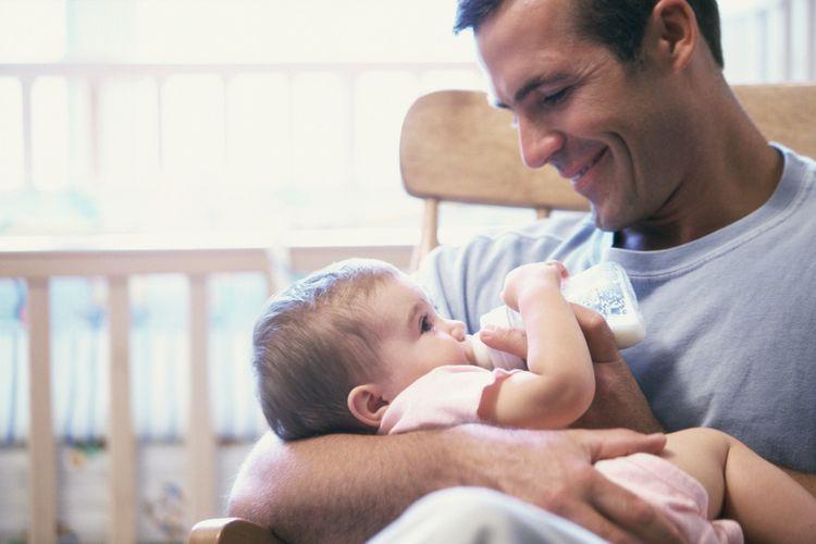 Manfaat Sentuhan Penuh Kasih Sayang untuk Anak