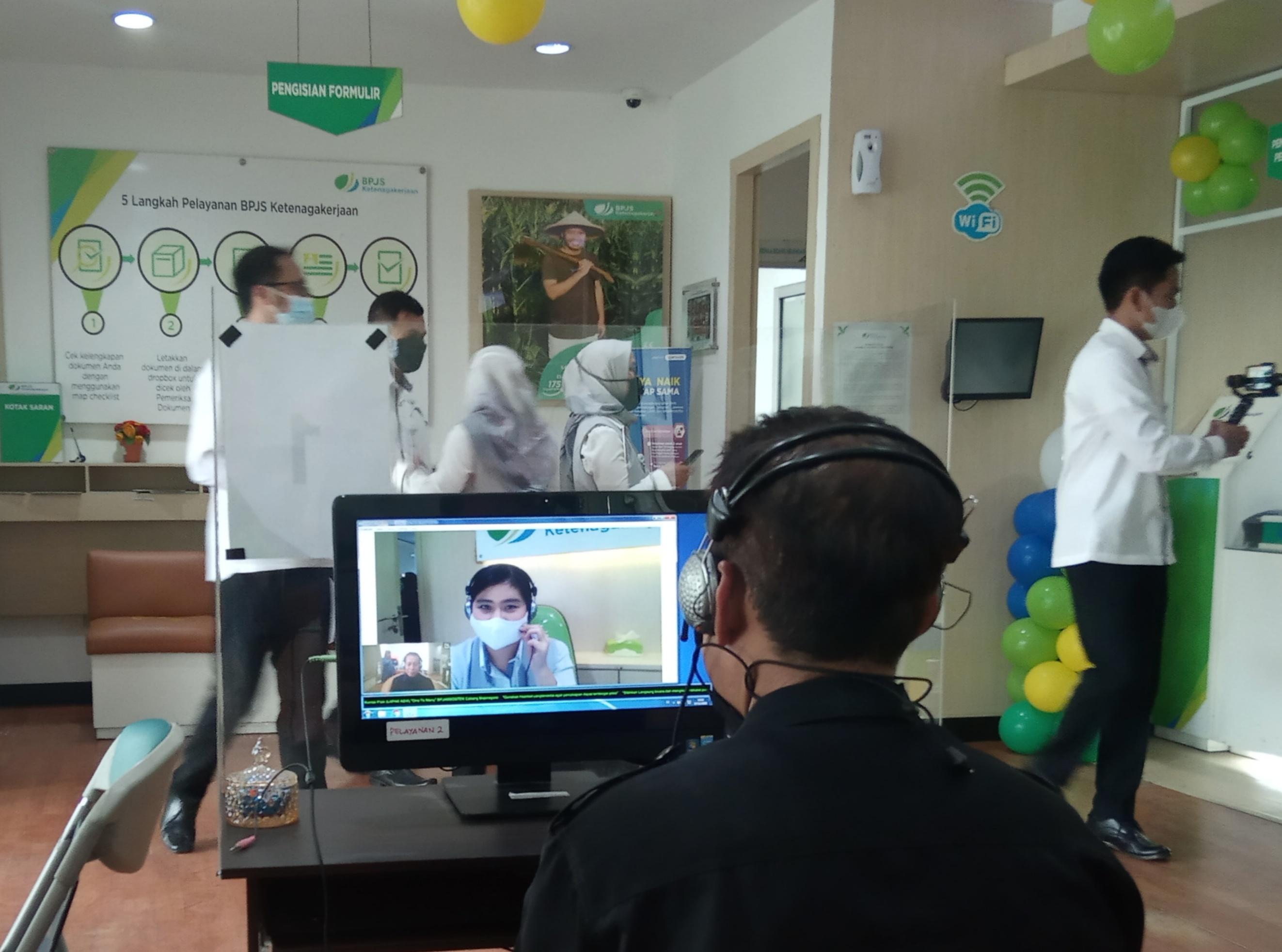 Lapak Asik Layanan Praktis Peserta Bpjs Ketenagakerjaan Saat Pandemi