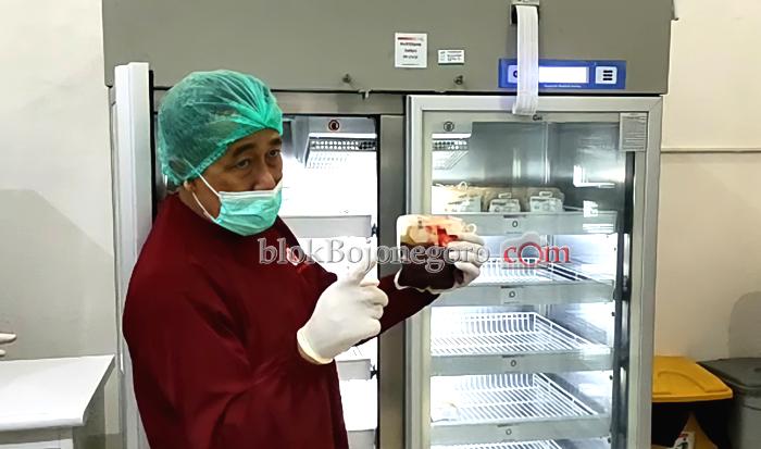 Awal Ramadan, Stok Darah di PMI Bojonegoro Menipis