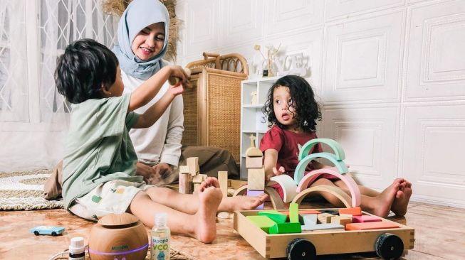Selain Perkuat Bonding, Ini Manfaat Aromaterapi Bagi Anak