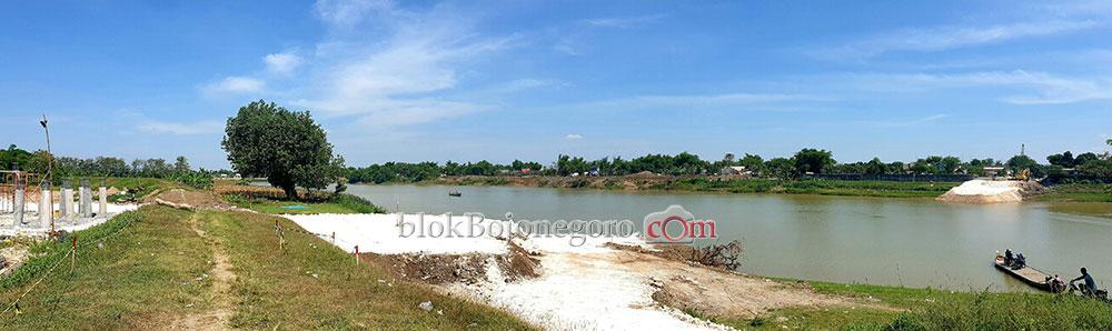 Pembangunan Jembatan KaRe Dikebut
