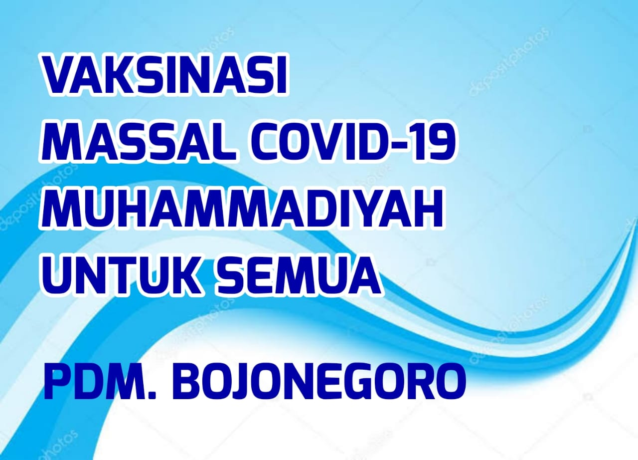 Sabtu, Muhammadiyah Gelar Vaksinasi di 8 Titik