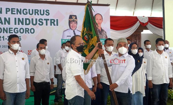 Dewan Pengurus Kadin Bojonegoro Resmi Dilantik