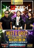 Panitia Bantah Ada Acara Meet and Greet Band Kotak