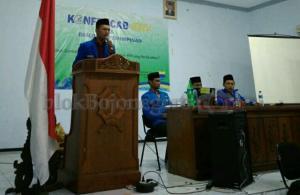 Muhammad Kamaluddin Diamanati Sebagai Ketua Umum