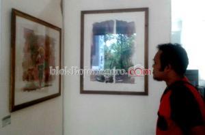 Matoh, Kolcai Jogjakarta Buka Pameran Lukisan di Bojonegoro