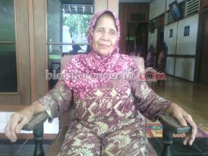 Sang Ibu: Saya ke Jakarta untuk Silaturrahmi
