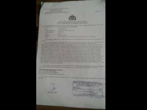 Merasa Tertipu Petugas Bank, Warga Sekar Lapor Polisi