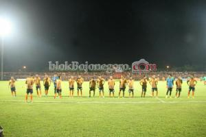 Besok, Persibo Lawan Bojonegoro FC di Stadion