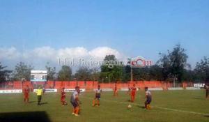 Menit ke 57 Gawang Ngawi FC Kembali Terancam
