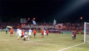 Derbi Bengawan Berakhir 0-2 untuk Kemenangan Persis