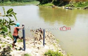 Siaga Banjir, Alat Ukur TMA Diperbaiki