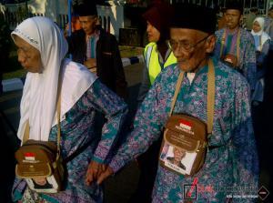 Pemberangkatan Haji Asal Bojonegoro Molor