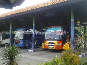 Liburan, Terminal Bojonegoro Siapkan 515 Angkutan Umum
