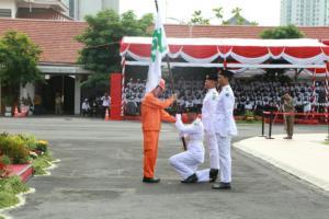 Bojonegoro Raih Pringkat 9 sebagai Daerah Binaan K3