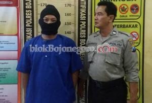Residivis Penggelapan dan Penipuan di Kedewan Dibekuk Polisi