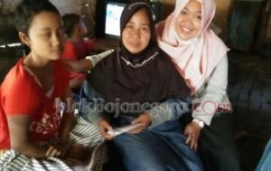 YSP dan Blokers Peduli Serahkan Bantuan Kepada Ibu Naf'an