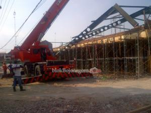 Pemkab Bojonegoro Lanjutkan Pembangunan Pasar Kalitidu