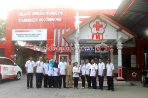 UDD PMI Surabaya Bina UDD PMI Bojonegoro