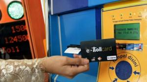 Ada e-Tol, Permintaan Kartu Elektronik di Toko Ritel Tinggi