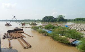 2016, Bojonegoro Dilanda Banjir Bengawan Solo Tiga Kali