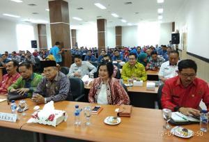 Sekda Se-Provinsi Kalbar Kunjungi Bojonegoro