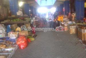 Pembangunan Pasar Sumberrejo Diduga Bermasalah