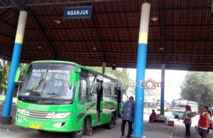 Bus Jurusan Bojonegoro-Nganjuk Hanya Satu Trayek