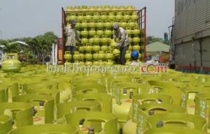 Penjual LPG 3 Kg Harus Selektif