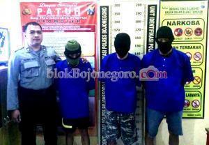 Semalam, Polisi Tangkap Lima Penjudi di Gang Aspol