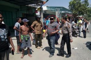 Korban Melawan, Pelaku Curas Diamankan Polisi